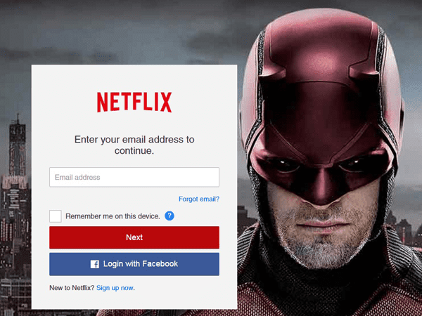 How to Change Netflix Password