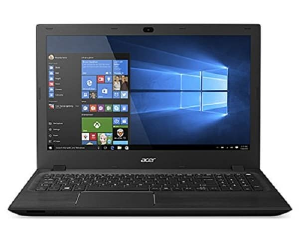 Acer Aspire 15 with Windows 10