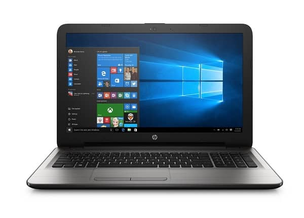 HP Notebook 15-ay011nr grey version