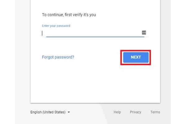 Gmail Verify
