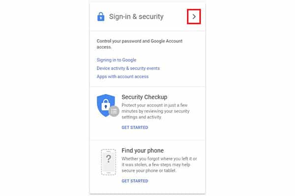 Gmail Sign In and Security