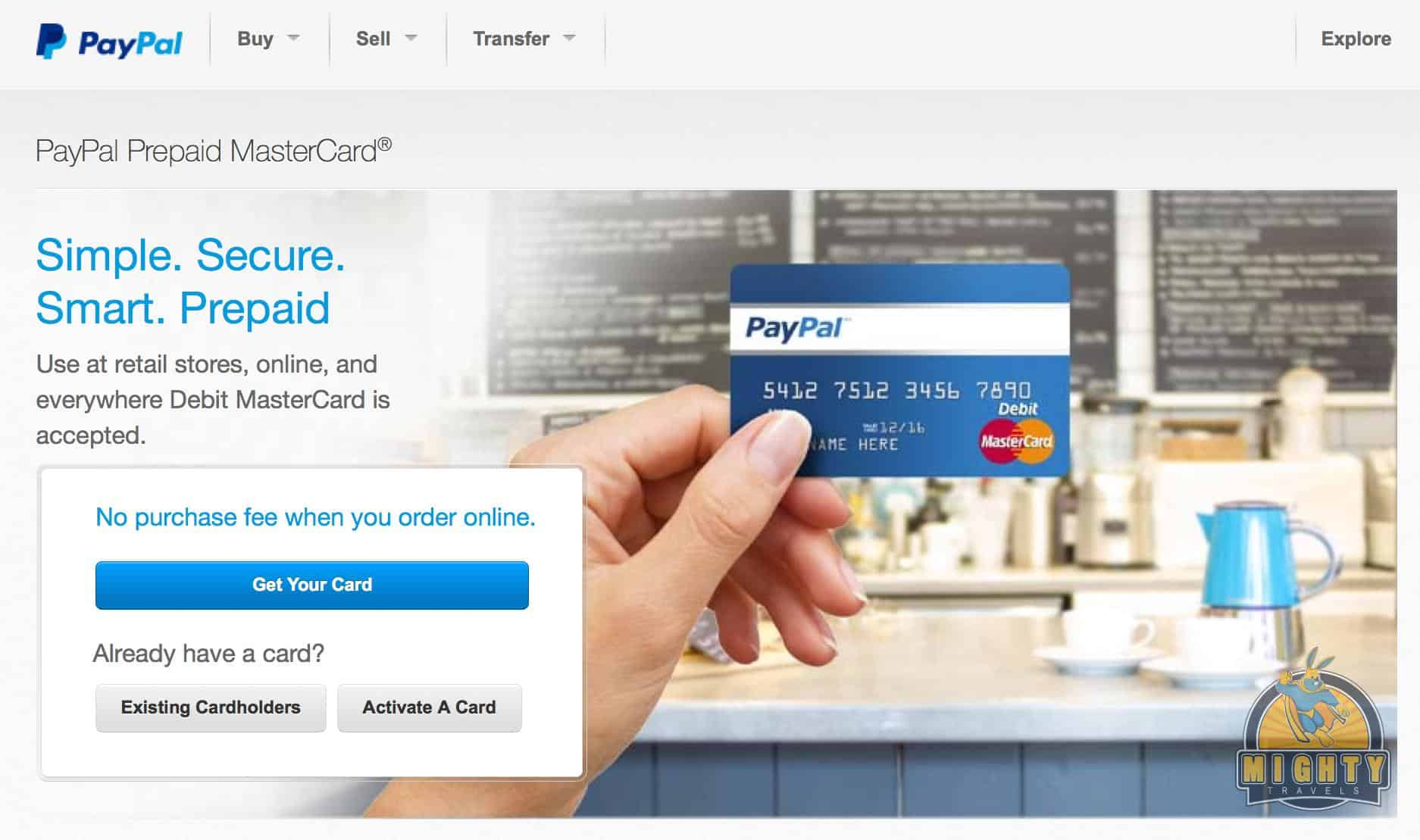 how to get a paypal prepaid card technologydreamercom - How To Get A Prepaid Card