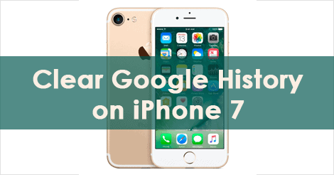 how to clear google history on iphone how to clear history on iphone technologydreamer 4969