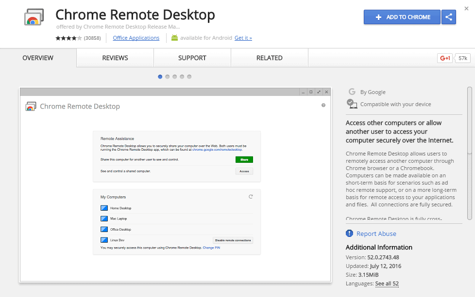 How to Setup and Use Google Remote Desktop