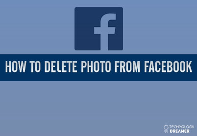 How to Delete Photo From Facebook