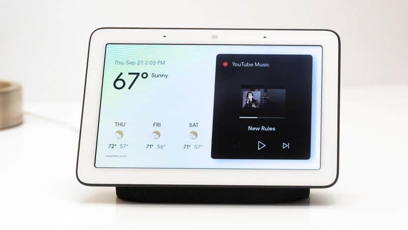 Google Home Hub best smart home hub