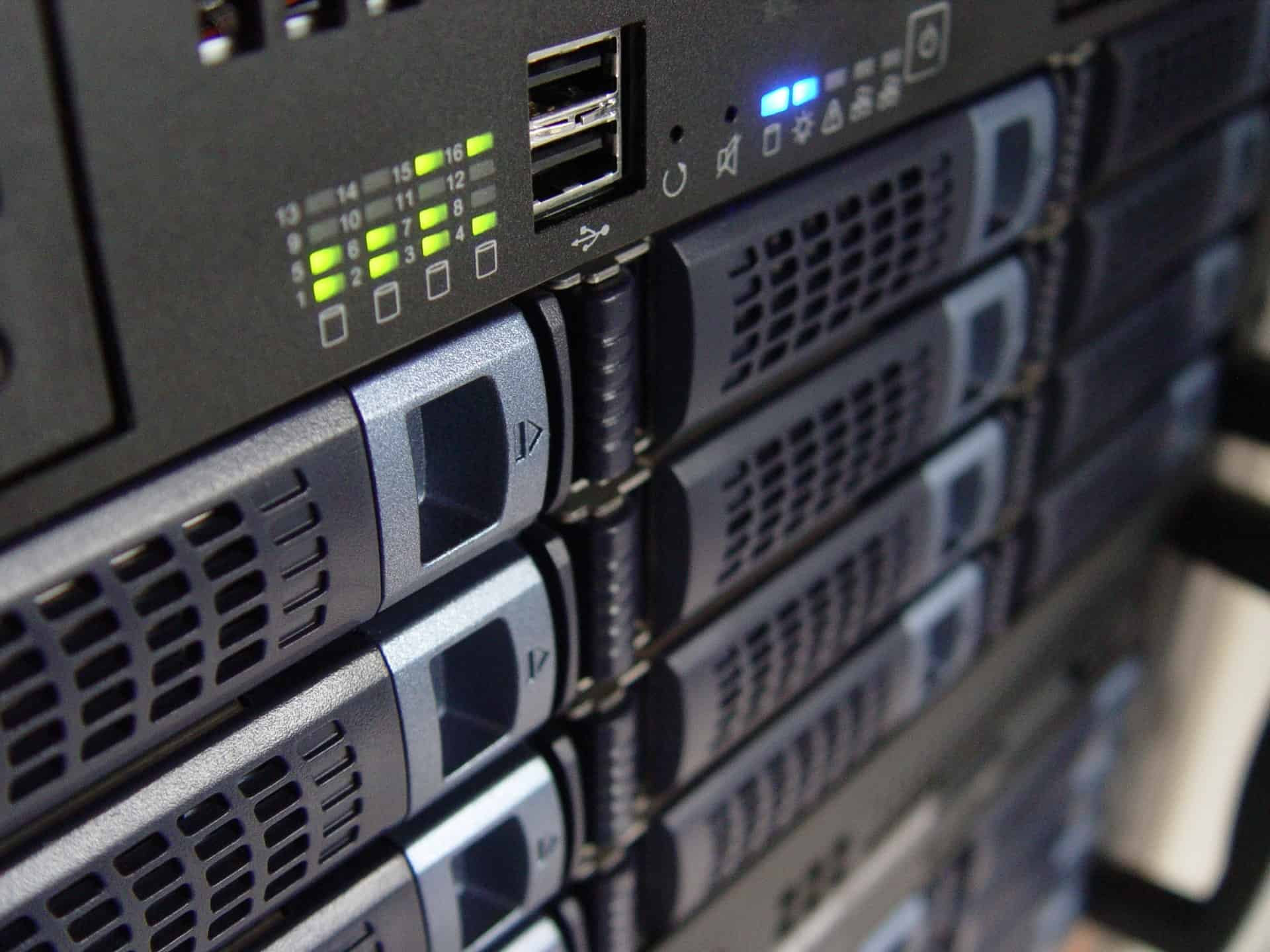 Technology Servers